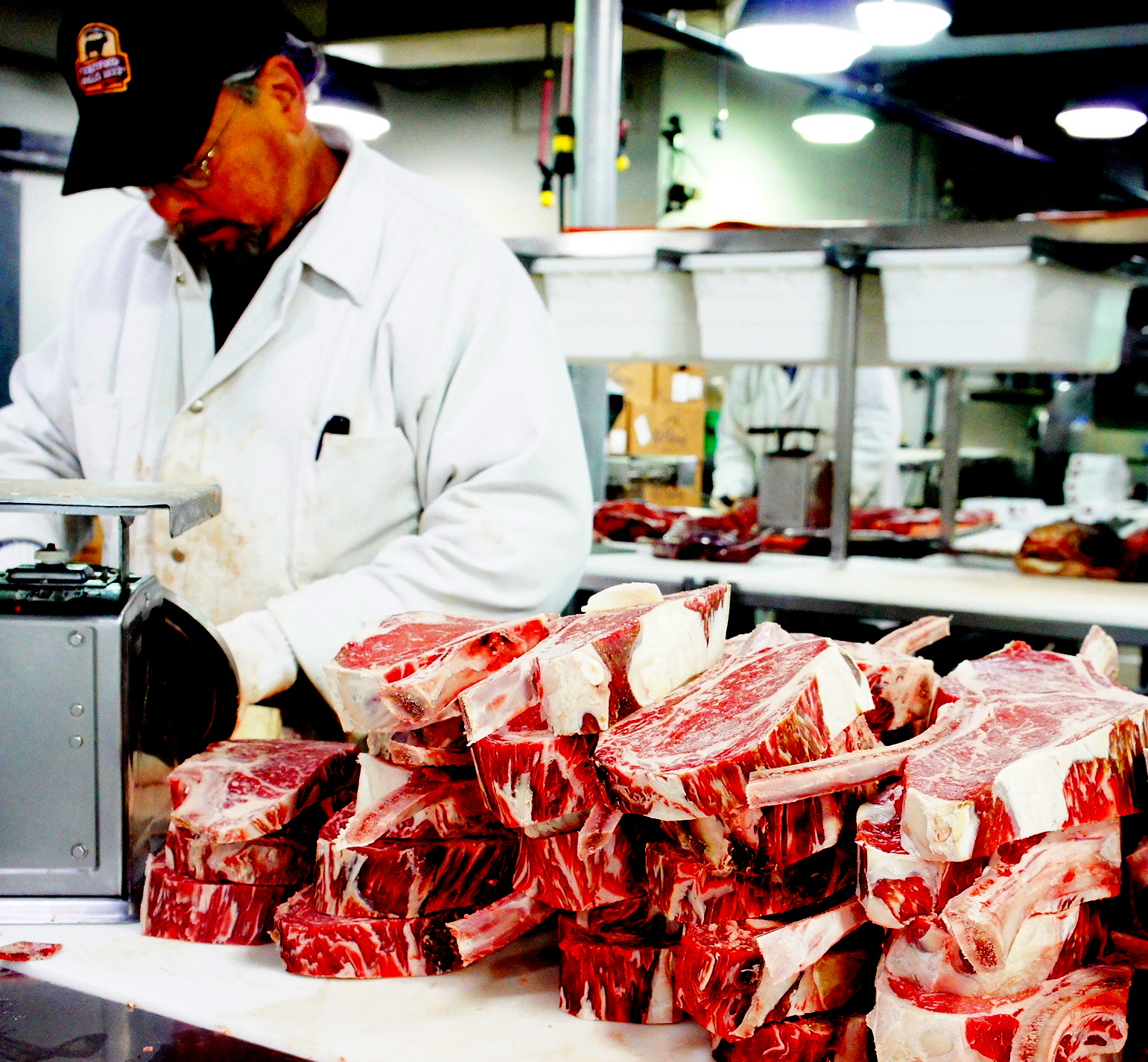 john jenkins meat essay Wronger than wrong, described by michael shermer as asimov's axiom, is a mistake discussed in isaac asimov's book of essays the relativity of wrong a statement that equates two errors is wronger than wrong when one of the errors is clearly more wrong than the other.