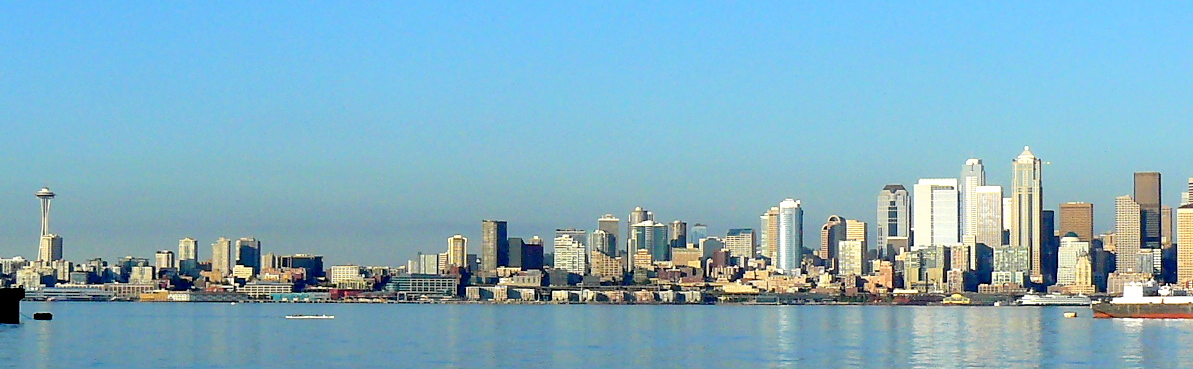 Skyline from Saltys JPGUpdating Seattle s iconic waterfront view restaurants p Part I  . Restaurants Downtown Seattle Waterfront. Home Design Ideas
