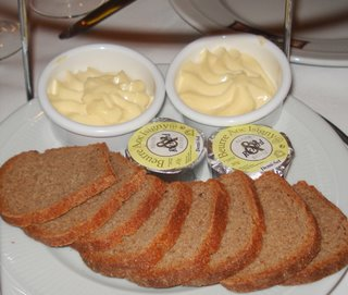Brown bread, mayo, butter.JPG