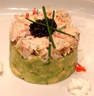 Crab timbale by Sarich.JPG