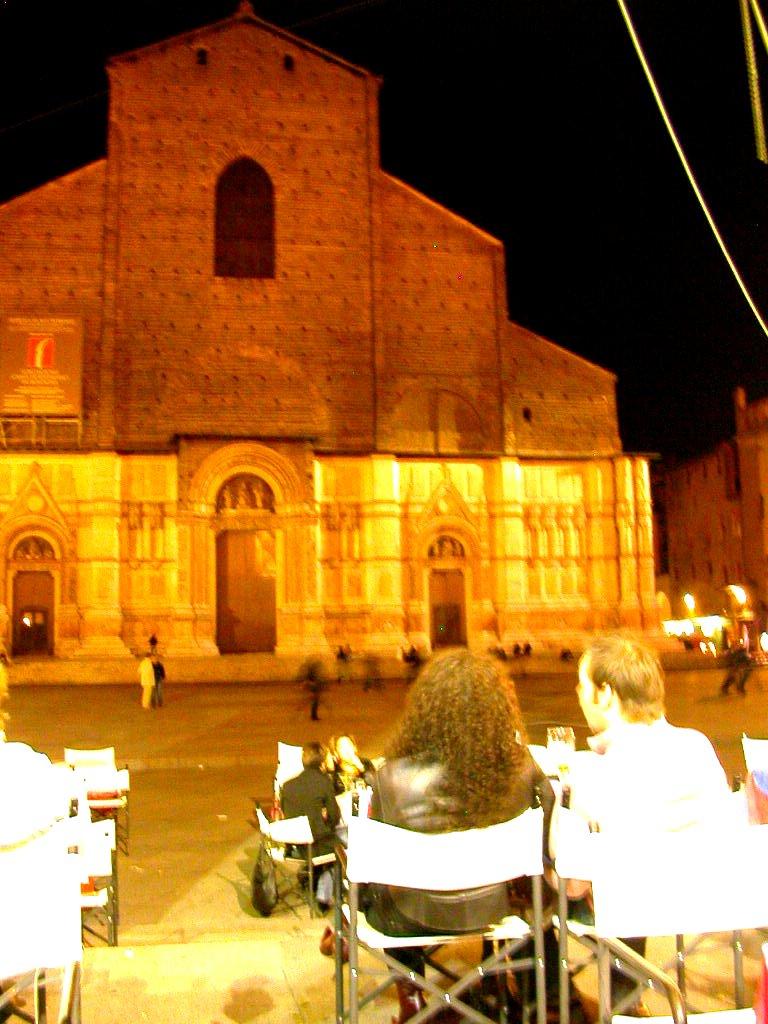 On Piazza Maggiore in Bologna.jpg