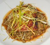 Pork belly w lentils.JPG
