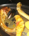 Presenting the bouillabaisse fish-1.JPG