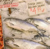 Salmon at Pike Place Market.JPG