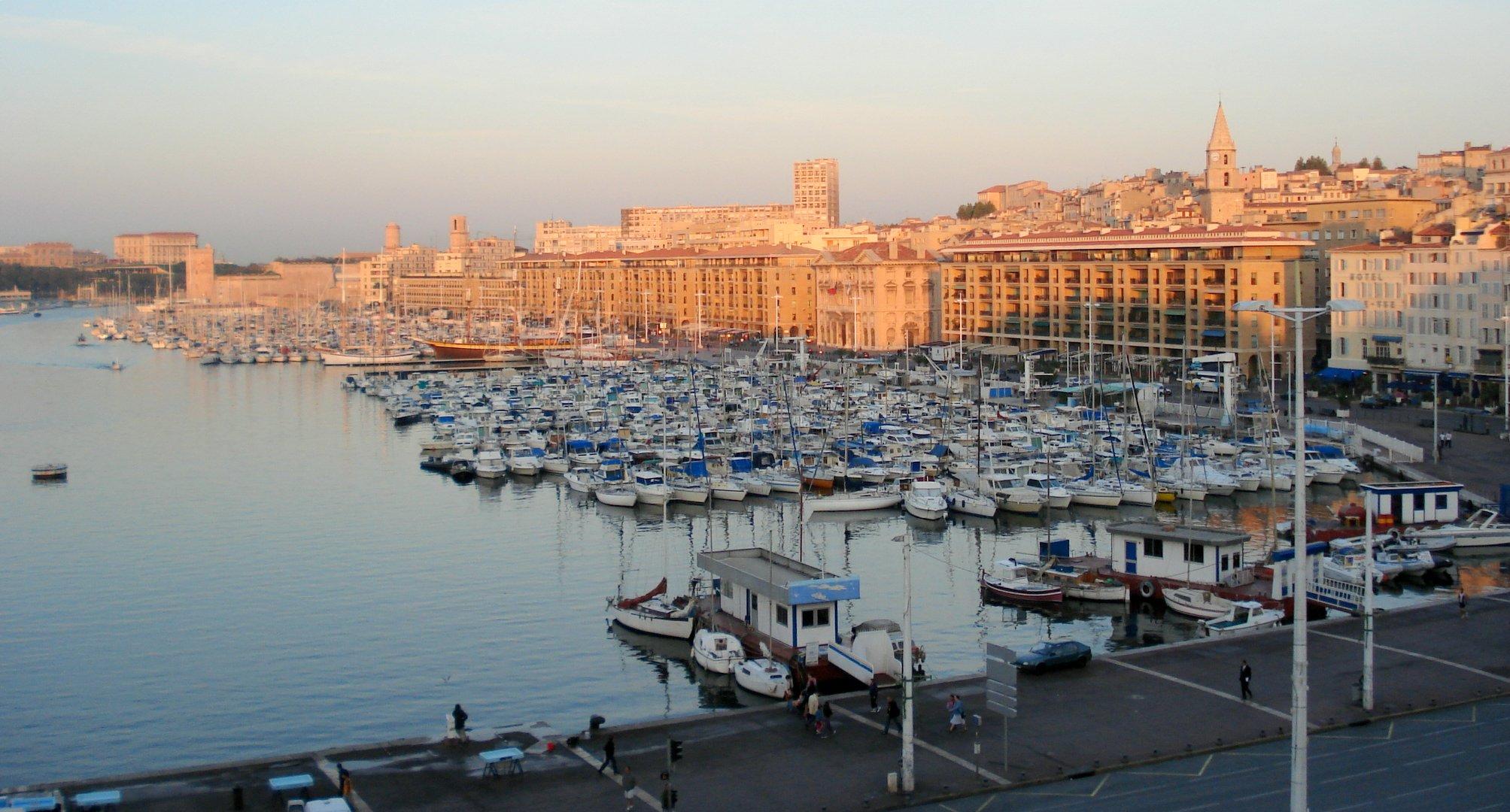 Marseille fish story - Restaurant le vieux port marseille ...