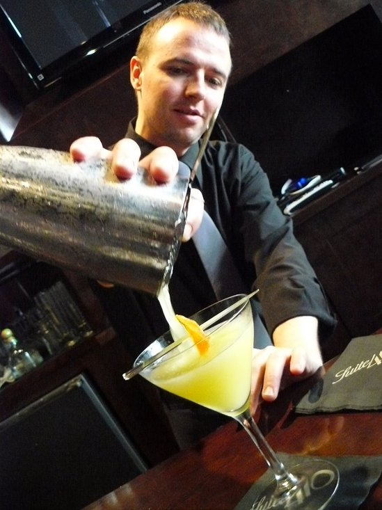 Craig deBolt pours Hot Mango Love.JPG
