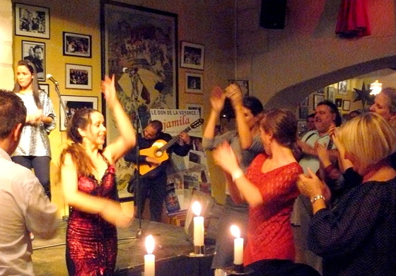 Flamenco at El Patio.JPG
