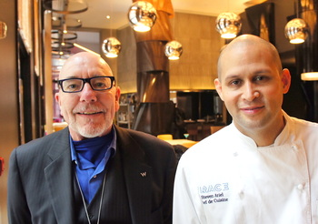 GM Tom Limberg, chef Steven Ariel.JPG