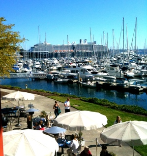 Updating Seattle 39 S Iconic Waterfront View Restaurants Part II Palisade