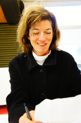 Cathy Conner in her studio.JPG